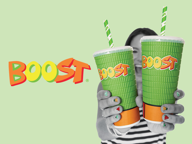 boost juice discount