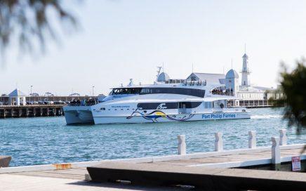 Port Phillip ferry discount