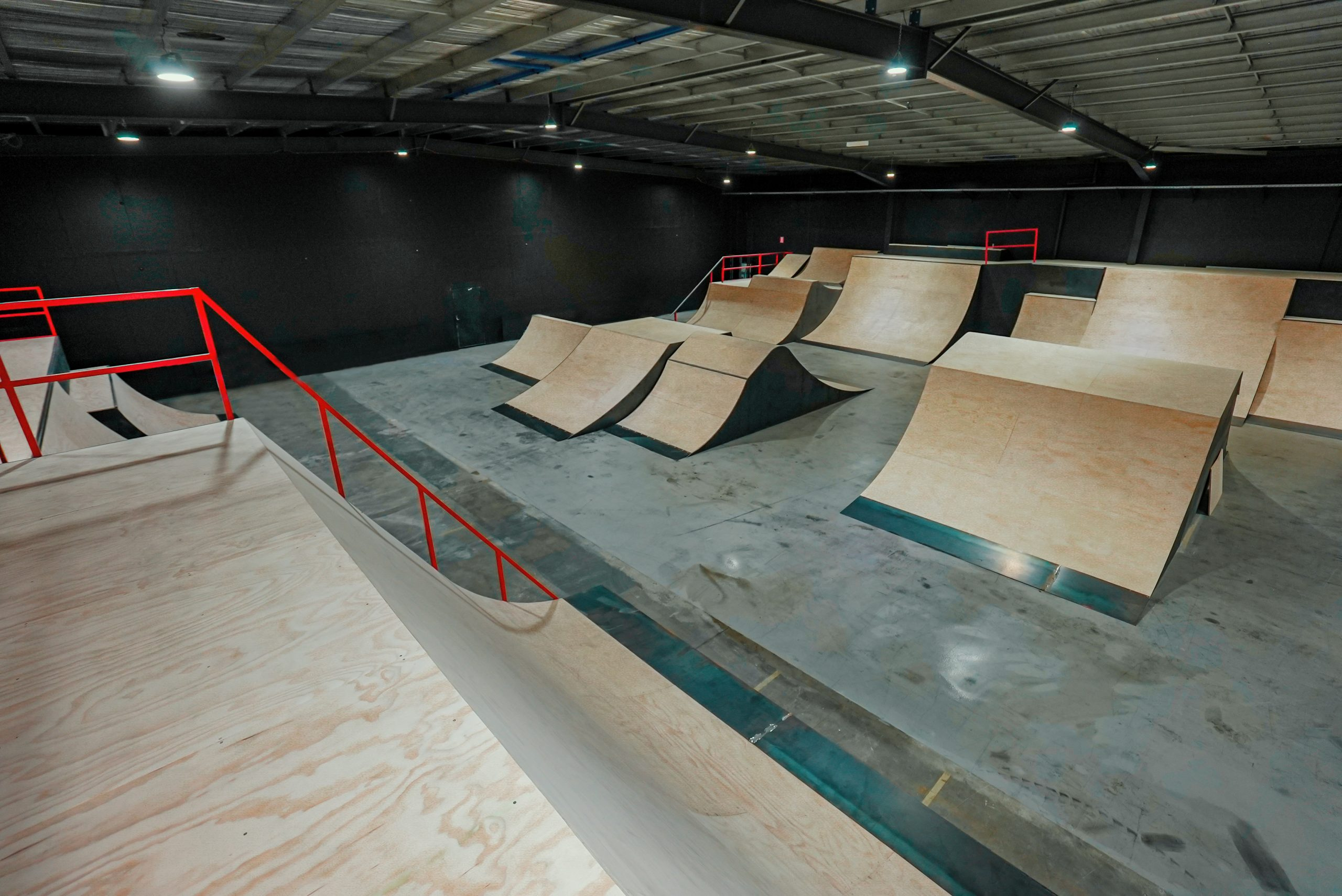 Volo Indoor Skatepark
